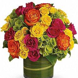 Blossoms En Vogue Boquet