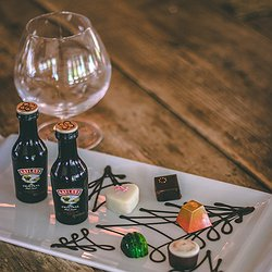 Cordials and Truffles