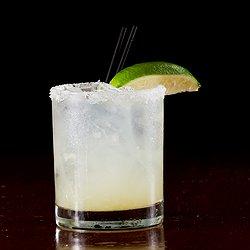 """On the Rocks"" Margarita"