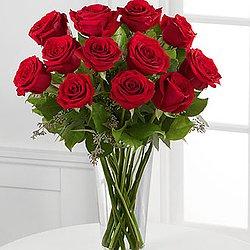 12 Long Stem Roses