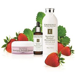 Strawberry Facial by Eminence Organic Skincare