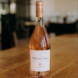 """Château d'Esclans """"Whispering Angel,"""" Rosé, Provence"""