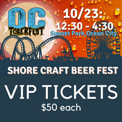 VIP Ticket to OCtoberfest