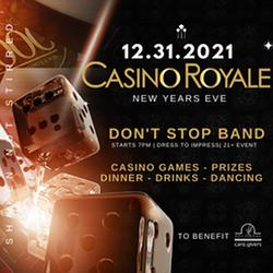 Casino Royale NYE