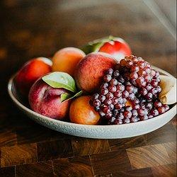 Large Whole Market Fruit