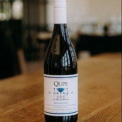 Qupé, Private Label Red Blend, Central Coast
