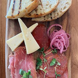 Cured Meat & Cheese Board