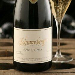 Schramsberg Blanc de Blanc, Sparkling Wine